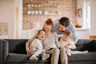 How to spot the perfect family home