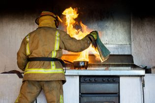 Are you prepared for a fire at home?
