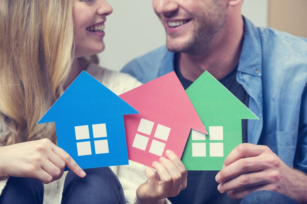 Buying a house to subdivide