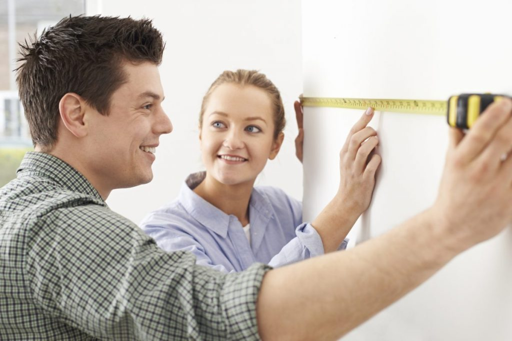 Measuring up your new home