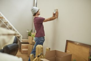 Home makeovers which don't require landlord permission