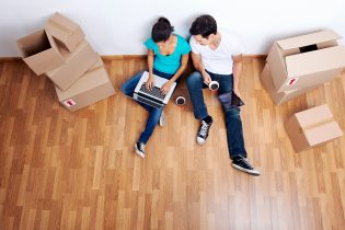 Cost of buying a house for the first time