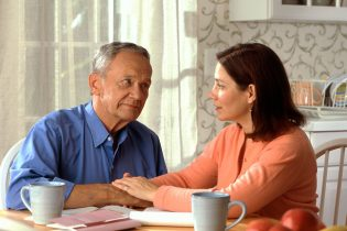 Decision to downsize: how to help your parents