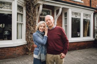 Downsizing: splitting time between country living and the city