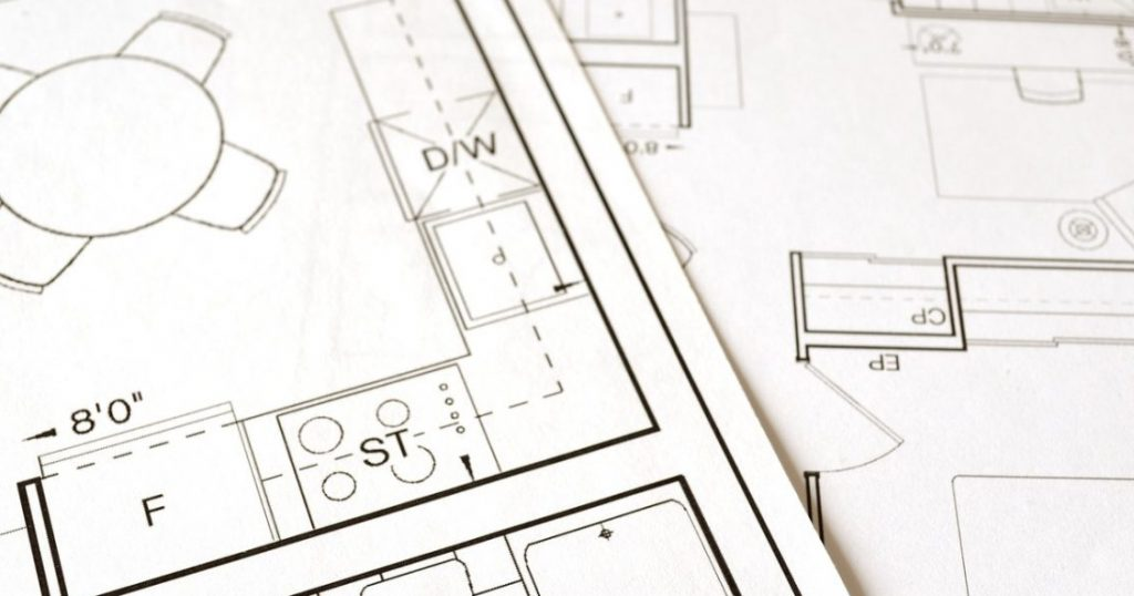 An architects plans