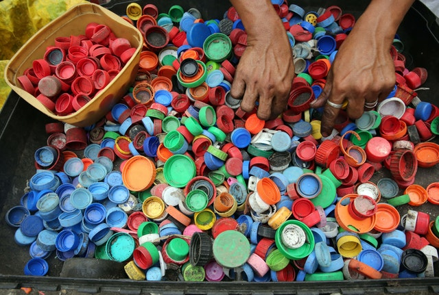 recycle plastic lids