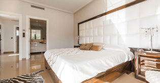 Three tips for staging the master bedroom before you sell your home