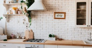 Kitchen updates you can do in a rental