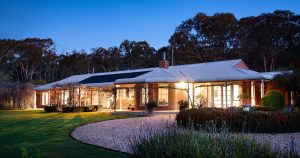 Featured Home | Escape Melbourne for the gentle peaks and valleys at Mandurang South