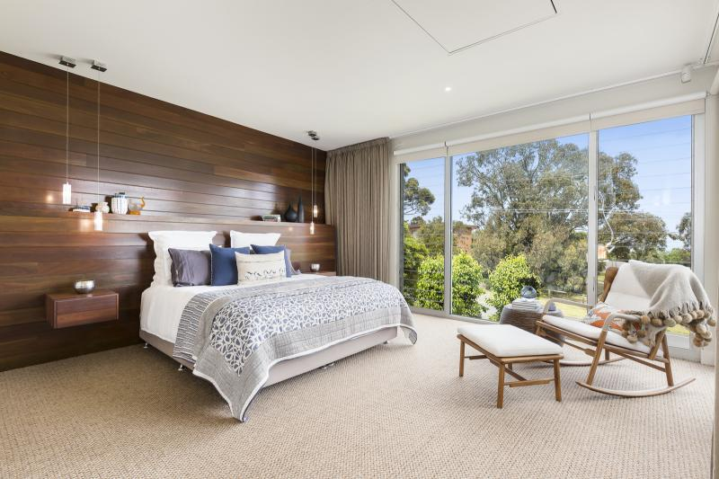 120 miramar road somers vic - master bedroom