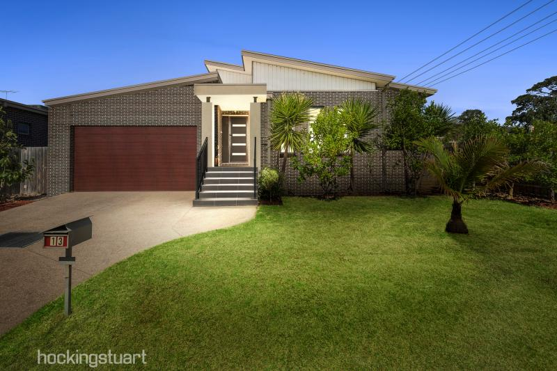 13 Davey Avenue in Dromana offers plenty of space for retirees, while sitting in a comfortable price range for many downsizers.