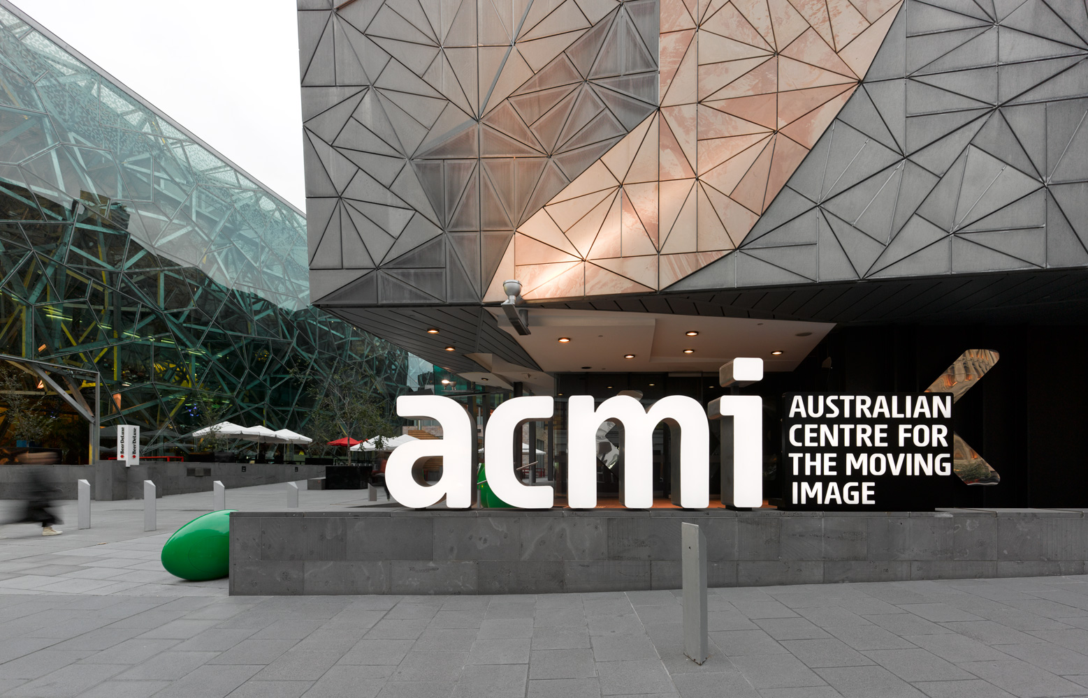 Melbourne's ACMI - Australian Centre for the Moving Image