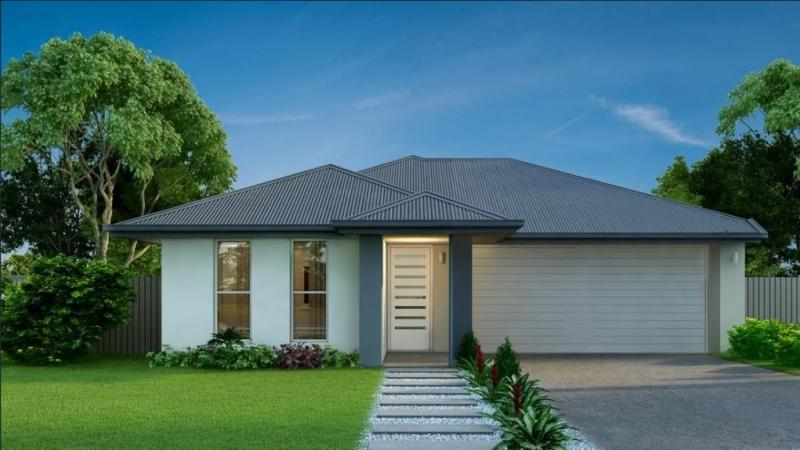 21 Meredith Crescent in Caloundra is a great example of a modern home by the coast that is both spacious (4 bedrooms) and affordable.
