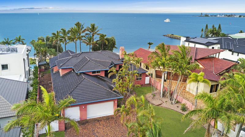 Top property: a home in Raby Bay