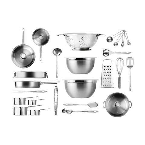 25-piece-stainless-steel-cooking-set