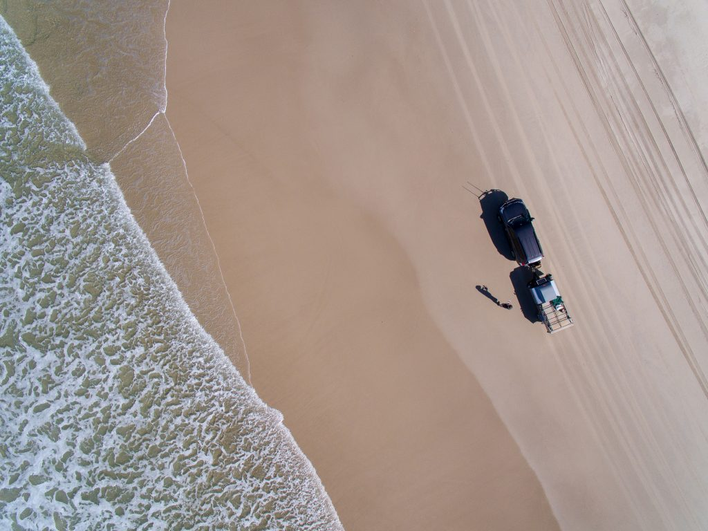 Flickr - Bribie Island is famous for its long stretches of beach as well as walking tracks