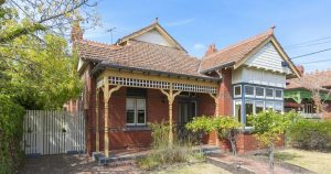 A period treasure on one of Melbourne's most sought after streets