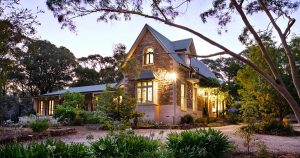Feature Home: Manor-style family living boasting in-ground pool and beautiful bush surrounds