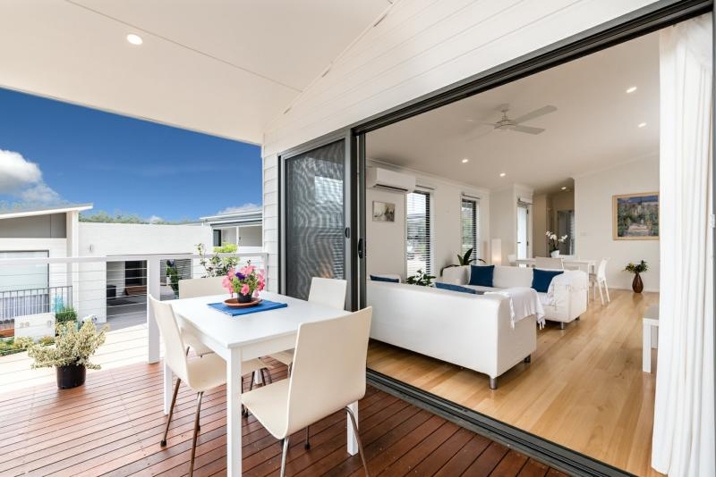 This modern home in Terrigal is perfect for retirees, is incredibly affordable and provides access to an active lifestyle with resort facilities.
