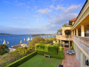The key to securing a valuable property? Room with a view