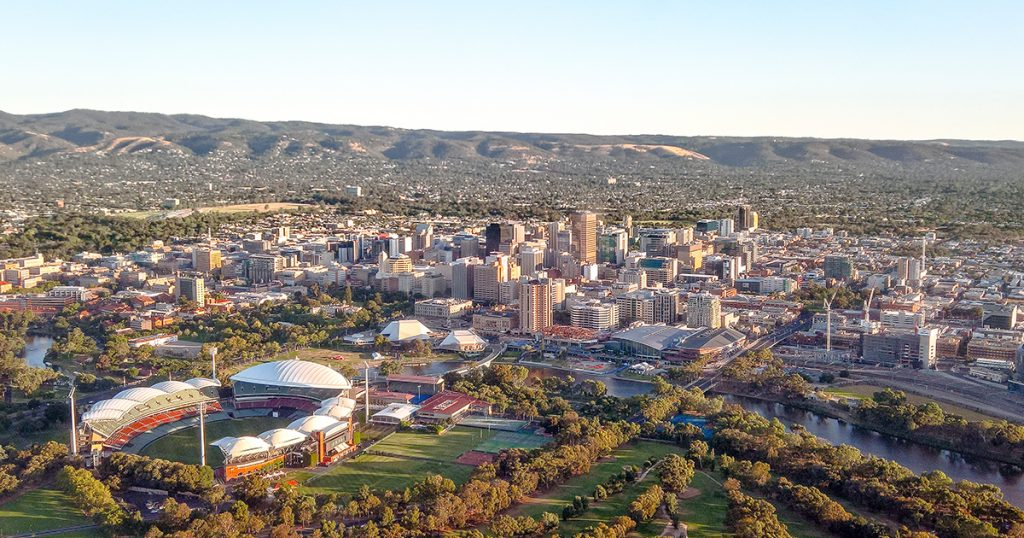 Adelaide Property Market: an overview of Adelaide city