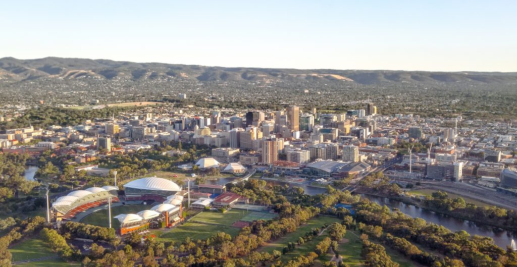 adelaide_city_centre_view