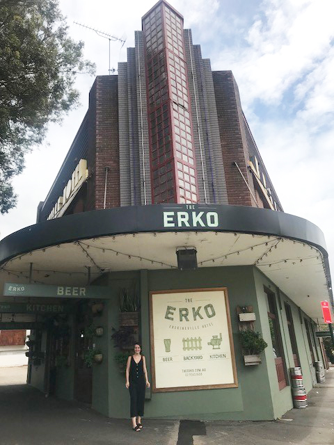 The Erko Apartments in Erskineville