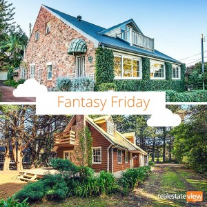 "Fantasy Friday: Charming cottages with ""sea appeal"""