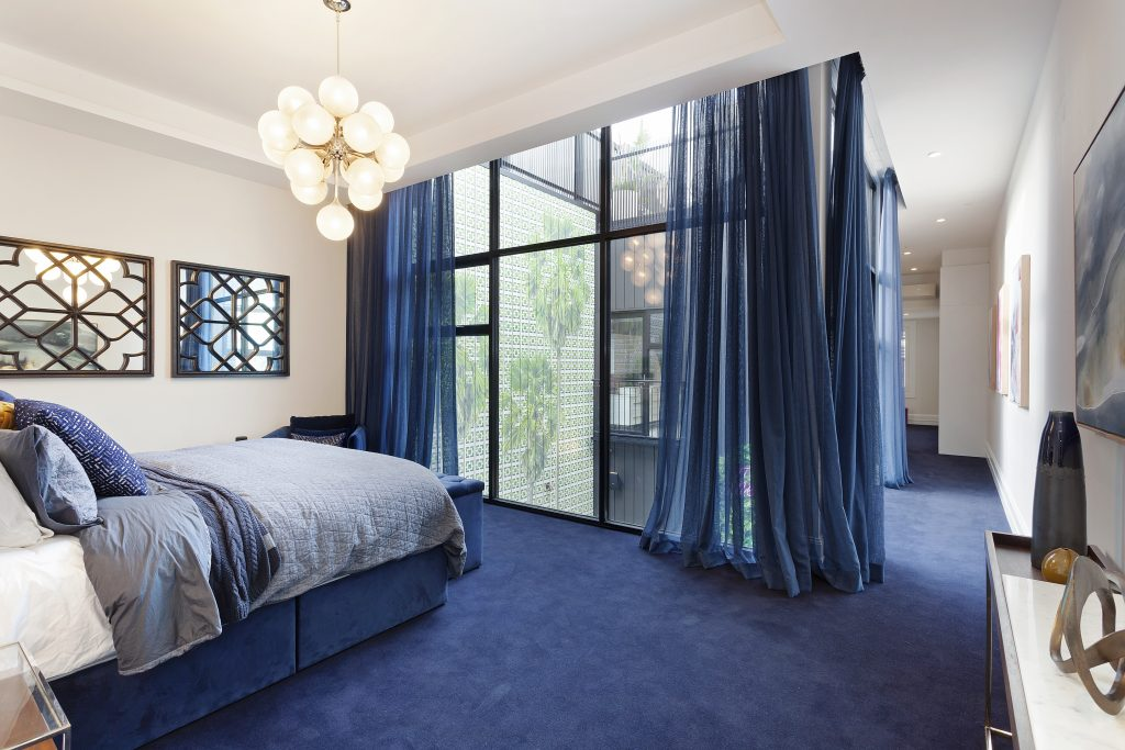 The Block: Photos do not do this bedroom justice.