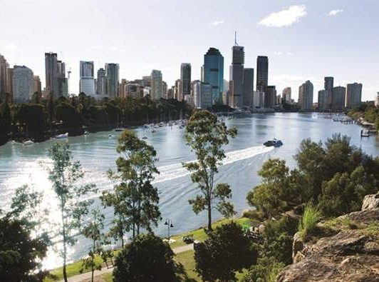 Kangaroo Point Cliffs, Brisbane
