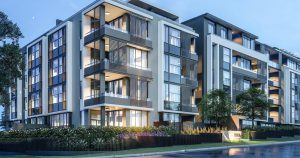 Discover luxury apartments that you can customise and offer smart home technology at Kira Lane Cove