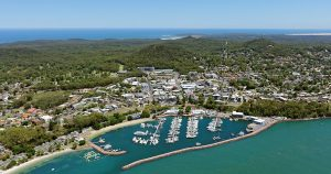 Changes to building height restrictions at Nelson Bay have real estate agents divided