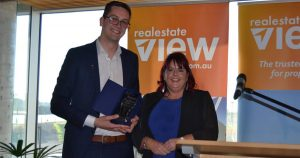 Tasmania's top real estate representatives honoured