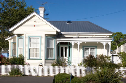 A unit with Victorian period features.
