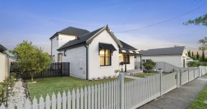Featured Home | New home in historical precinct
