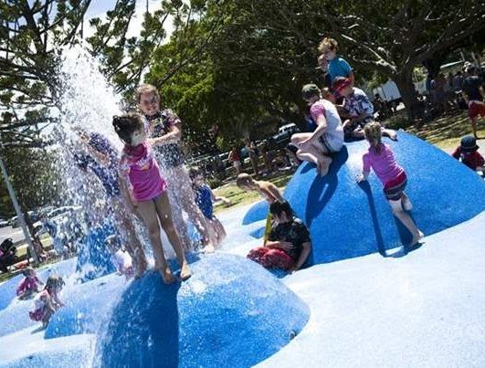 Wynnum Wading Pool and Waterpark, Brisbane
