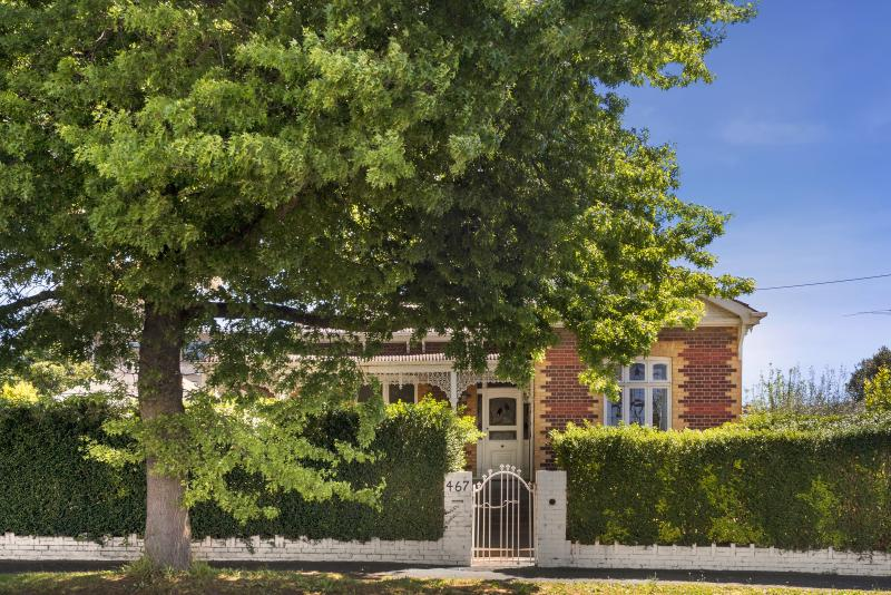 467 Station Street is a stunning period home in Box Hill on a significant plot of land