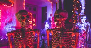 The best Halloween home hotspots in Melbourne
