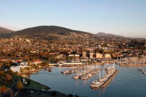 Has there been a boom in Tasmania?