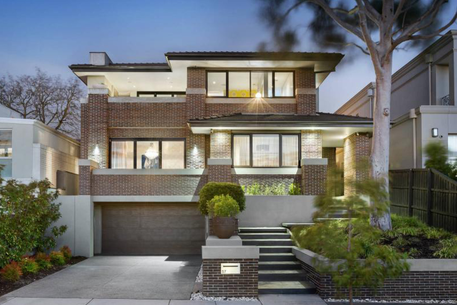 stunning family home with city views 57 cityview road balwyn north news. Black Bedroom Furniture Sets. Home Design Ideas