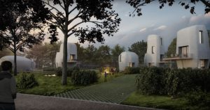 High-tech homes: the 3D-printed green building revolution