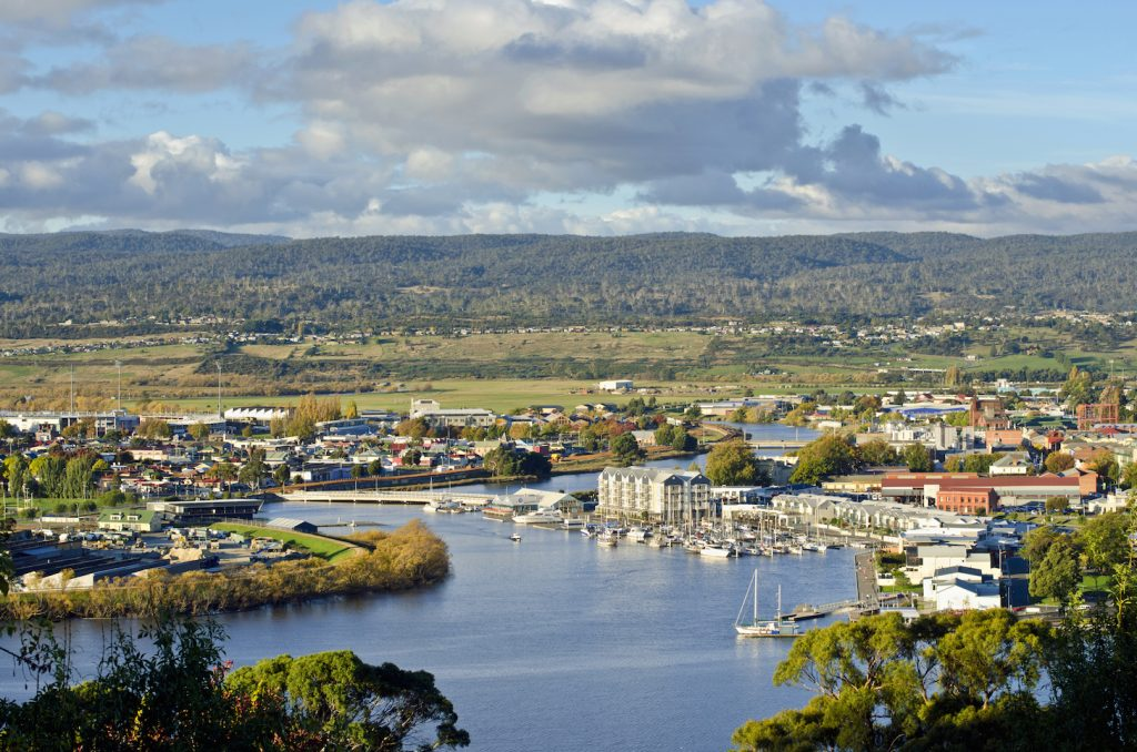 Tasmania's most expensive suburbs – March 2017