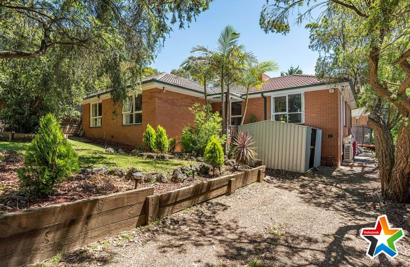60 Albert Hill Road in Lilydale is sure to attract families wanting more space