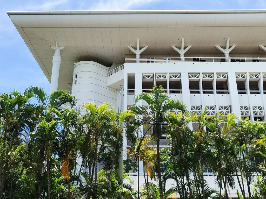 Parliament House in Darwin, Australia