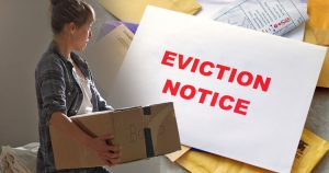 Storm looms for renters as eviction protections near end
