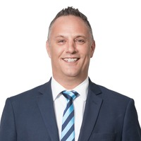 Shaun Moss Sales Consultant real estate agent