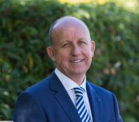 Paul Farrelly Director real estate agent