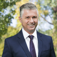 Tony Ievoli Sales Manager and Auctioneer real estate agent