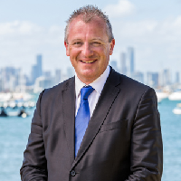 Anthony Gunn Managing Director/Auctioneer CEA (REIV) real estate agent