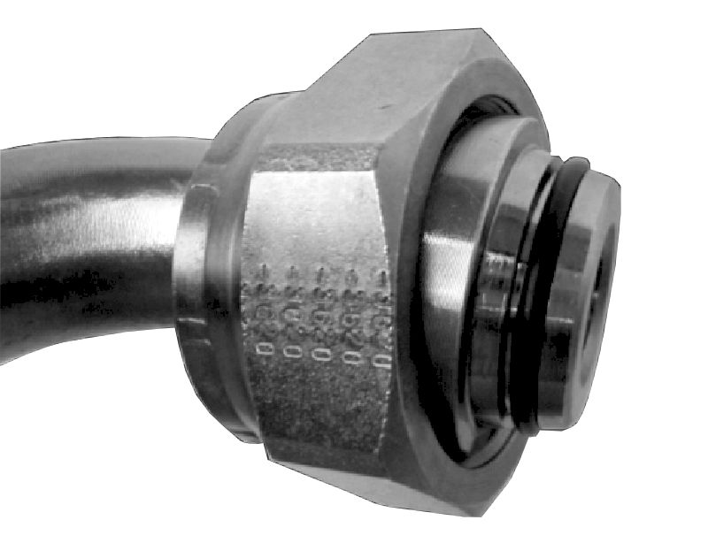 Soft Seal Hydraulic Connector